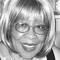 Mrs. Josie Lee Taylor Grant-Mitchell