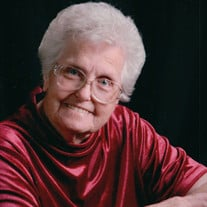 Georgia Ann (McDougal) Shaw