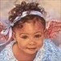Infant Amillyon  Michelle Larica Kingcade