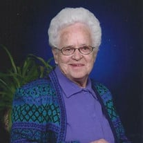 Wanda Maurine Elston