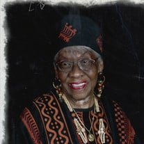 Mother Josephine Johnson