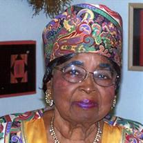 Mrs Goldie  Mae  Butler