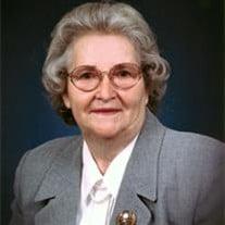 Betty Jean Kirby Coffey