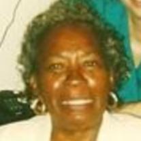 Mrs. Daisy Ashe