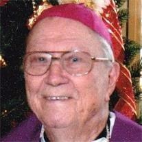Bishop Bernard F Popp