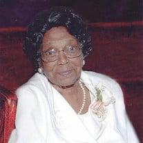 Mrs. Verna Lee Burrell Hatten