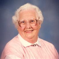 Marian Louise Eckstrom