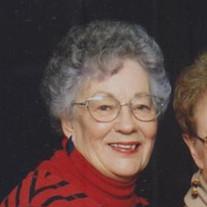 """Edith """"Jerri"""" Jeffries Minnix"""