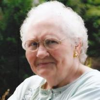 Mary Jane Elizabeth Deacon Smith