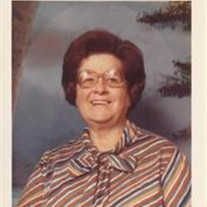 Pauline Myers Thomasson