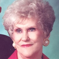 Mrs. Joan Rouse Riddle
