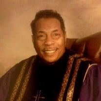 Bishop Harold  Ivory Williams Sr.