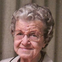 Emma Florence Warrick