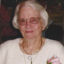 Mrs. Dorothy May Chandler Jacobs