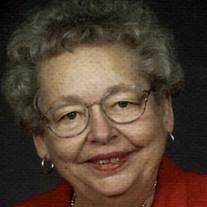 Patricia Ann Crutcher