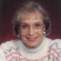 Martha Jean Fritzlan