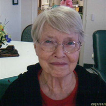 Martha Jane Henson