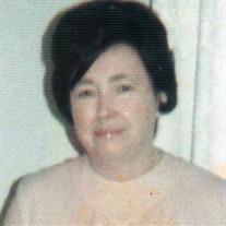Clare Spellman Holmes