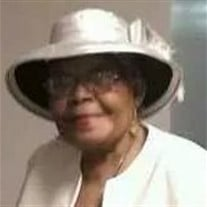 Mrs. Bernice (Faulkner) Byrd