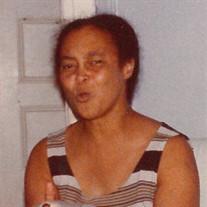 Mrs. Ruth Nancy Harris Cole