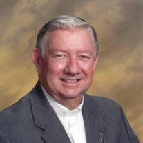 Rev. M.T. Ted Maust Sr.