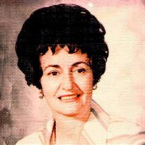 "Mrs.  Aletheria  Hanzas ""Libby"" Chakales"
