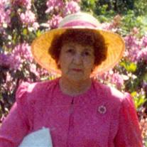 Betty Maxine Morris