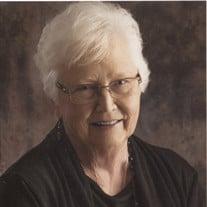 Mrs. Mary McDonald Johnson