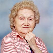 Mrs. Ollie Williams Maxwell