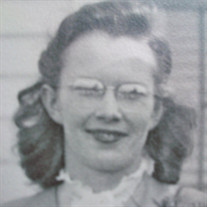 Helen Esther Trunkey Billings Ritchie