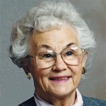 Jean Ruth Stockton Baughn