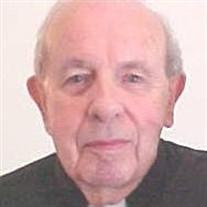 Rev. Canon Derek Leslie Bugler