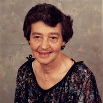 Barbara Augusta Allison