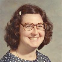 Patricia Jean Erwin