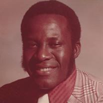 Mr. Harold James Cowan Sr.