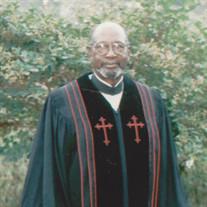 Rev. Homer James Williams