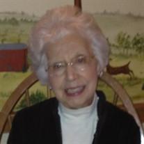 Madeline Mary Frye