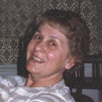 "Constance ""Connie"" Louise Dodsworth"