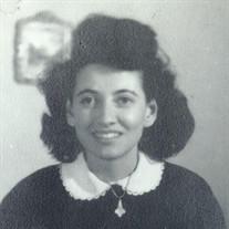 Mrs. Lottie Margaret Burns (Ritchie)