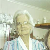 Mrs. Janie M. Rowland