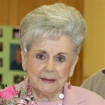 Mrs. Martha Jean Calahan