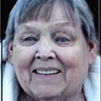 Shirley Ann Wayward