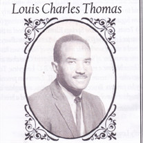 Mr. Louis Charles Thomas