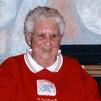 Audrey Maude Wicklund