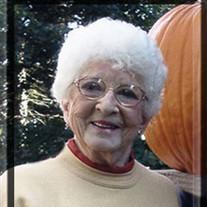 Hazel Marie Sniegowski
