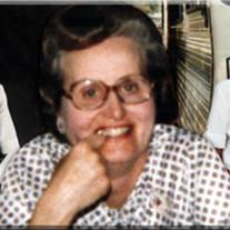 Bernice Elnora Durfee
