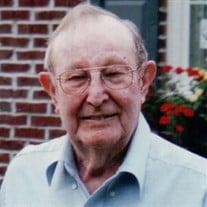 Hubert William Handy
