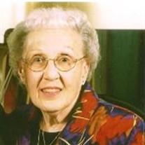 Mrs. Doris Varnadore Lewis