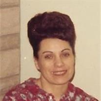 "Lillian Mae ""Billie"" Rector"