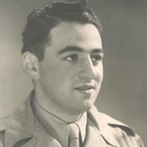 Cantor Lawrence Gustav Barr